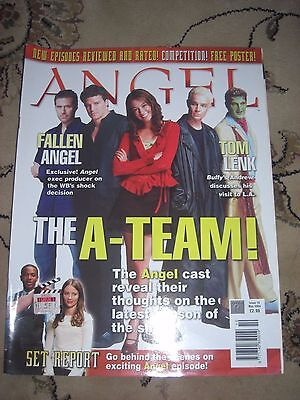 Angel Magazine Issue 10 May 2004