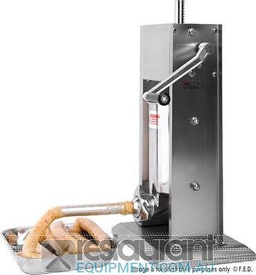 Commercial Sausage Fillers SV-15 Manual Heavy Duty Sausage Filler