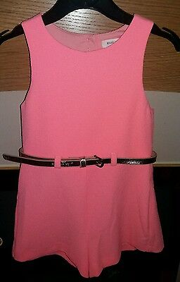 Girls river island playsuit 4 new without tags