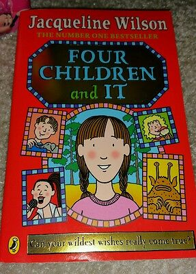Brand New Four Children and It by Jacqueline Wilson (Paperback, 2013)
