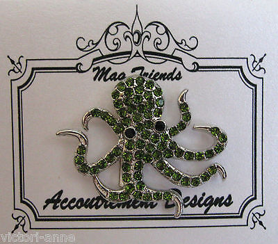 Accoutrement Designs Octopus Needle Minder Magnet Mag Friends