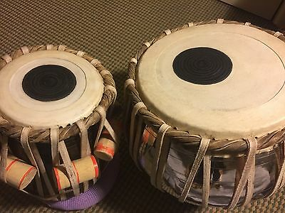 Brand New Set Of Tabla With Carry Case