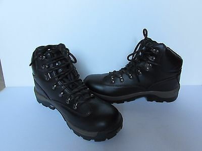 Brand New Freedom Trail Mens Hiking Walking Boots Size 8 Brown Waterproof