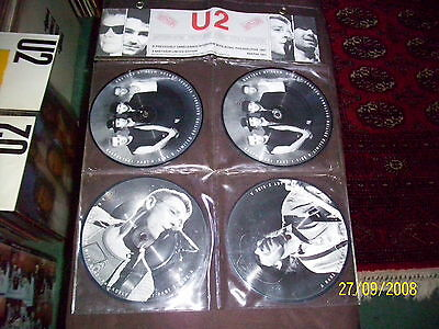 U2 Interview Disc Picture Pack