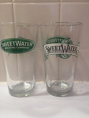Sweet Water Brewing Company Pint Glasses!!!
