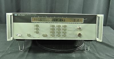 Keysight HP 5352B Microwave Frequency Counter