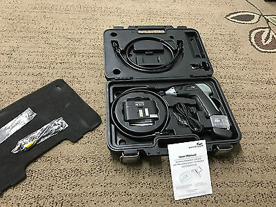 Whistler 9mm Multi-Purpose Wireless Inspection Camera IC-3409PX Flexible