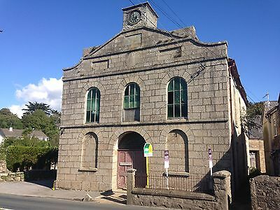 Chapel, Vestry & Schoolhouse Development in St.Ives, Cornwall