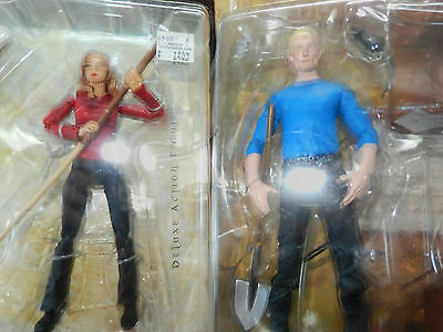 Buffy The Vampire Slayer: Two Packages Buffy & Spike