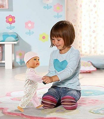 Baby Annabell Learns to Walk Doll Kids Girls Interactive Talking Doll Toys New