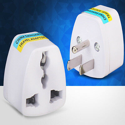 Travel Adapter Plug Charger Wall AC Power Plug Universal Multi Socket Outlet US