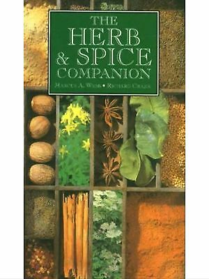 USED (GD) The Herb and Spice Companion by Marcus A. Webb