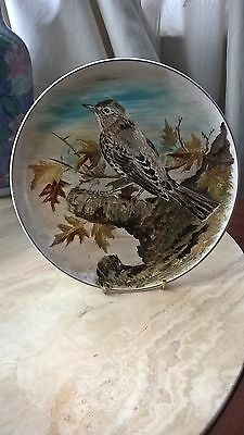 Spode Handed Painted Plate