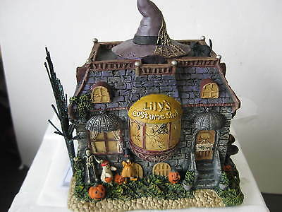 Hawthorne Village Lily's Costume Shop Munsters Mint In Box