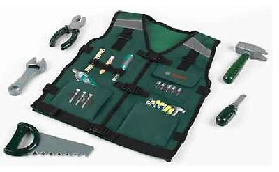 Bosch Tool Vest - Kids Toy - Presents and Gifts for Children