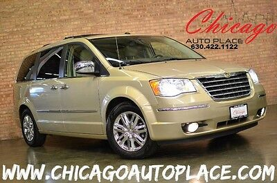 2010 Chrysler Town & Country Limited Mini Passenger Van 4-Door Chrysler Town & Country Limited NAVI BACKUP CAM LEATHER HEATED SEATS REAR TVS