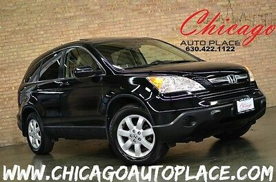 2007 Honda CR-V EX-L Sport Utility 4-Door Honda CR-V EX-L - 4WD LOW MILES LEATHER HEATED SEATS SUNROOF