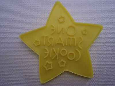 Cookie Cutter - ONE SMART COOKIE -  STAR