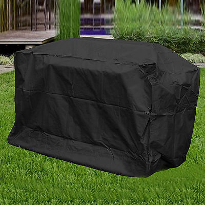 Duty Waterproof Rain Snow Barbeque Grill Protector BBQ Cover For Camping Garden