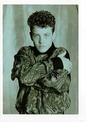 Joey McIntyre, New Kids On The Block, Vintage 4 X 6 Postcard, May