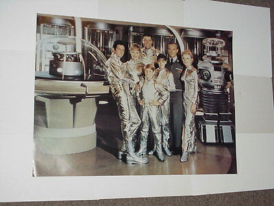 Lost In Space Cast Poster TV Movie Television