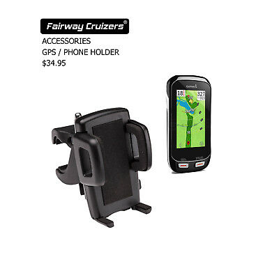 Golf Buggy Gps / Phone Holder