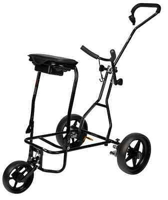 Smoothy Down Under Golf Buggy  - Black - New - Awesome Value!!