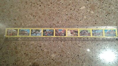 Knotts berry farm extremely rare very old pictured ruler