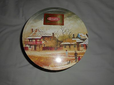 Arnott's Australian Collection Heritage By Maynard Waters Biscuit Tin