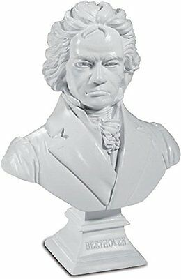 Beethoven Bust Classical Music Art Busto Musica Artes Statue Sculpture Figurine