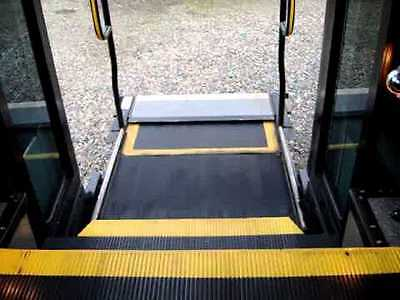 Wheel Chair Ramps (Two)Hydraulic  New unused for Bus or Motorhome