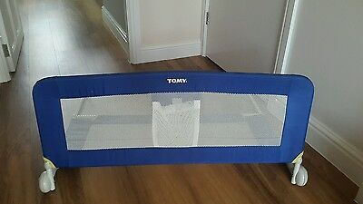 tomy bed guard blue