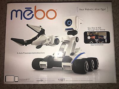 Mebo Robot 5-Axis Precision Controlled Arm Camera Two-Way Audio Microphone