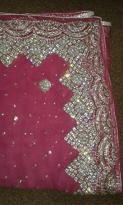 Ladies sari  size 10-12