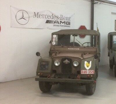 1953 Series 1 One 80 Military Minerva Classic Army Land Rover Great Investment