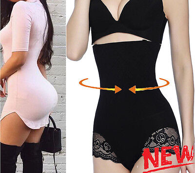 Seamless Women Butt Lifter Tummy Control High Waist Panty Body Shaper Underwear