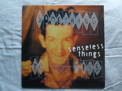 "Senseless Things -Something To Miss 12"" Vinyl Record"