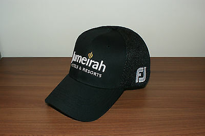 Rory McIlroy Hat Titleist Jumeirah Golf Tour Cap One Size Fits All Baseball Cap