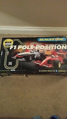 Scalextric F1 Pole Position