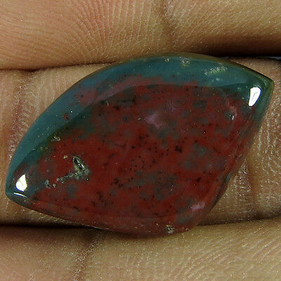 18.15 Cts Natural Designer Attractive Blood Stone Fancy  Cabochon Loose Gemstone