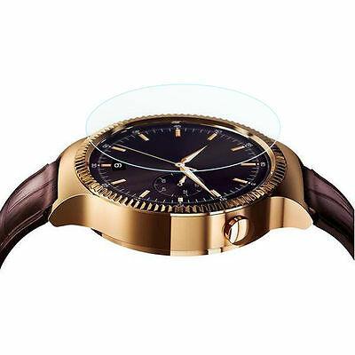 100% Tempered Glass Film Guard Screen Protector  Huawei Smart Watch H6