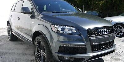 AUDI Q7 Wedding / Prom / special occasions chauffeur driven not hire self drive)