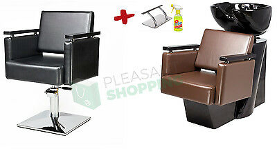 !PROMOTION! Professional Hairdressing Furniture Backwash and Chair PIAZZA!