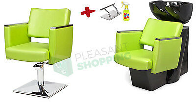 !PROMOTION! Professional Hairdressing Furniture Backwash and Chair CASTANTO!