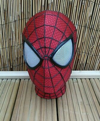 Amazing Spider-man/Spiderman 2 Mask with 3D webbing