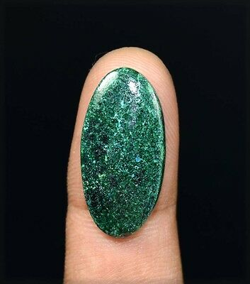 19.20 Cts. 100 % Natural  Chrysocolla Oval Cabochon Untreated Loose Gemstones