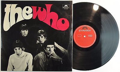 THE WHO  –  LP Spain 1967 1st Press STEREO FIRST PRESSING ALBUM PHILIPS 623 025