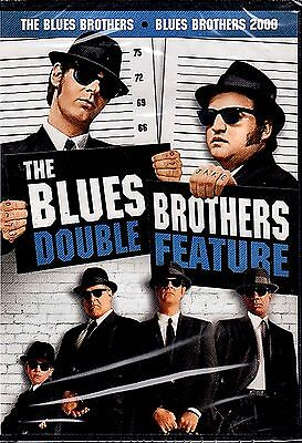New Dvd //  The Blues Brothers Double Feature //  Blues Brothers + 2000 //