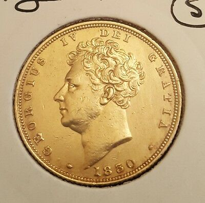 1830 Sovereign