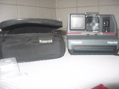 Polaroid Impulse AF Vintage Instant Camera with Some Special effects Lenses